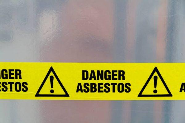 Abestos Warning Image