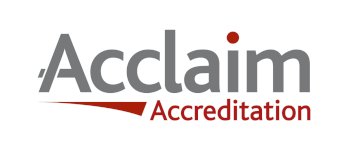 Acclaim Accreditation image