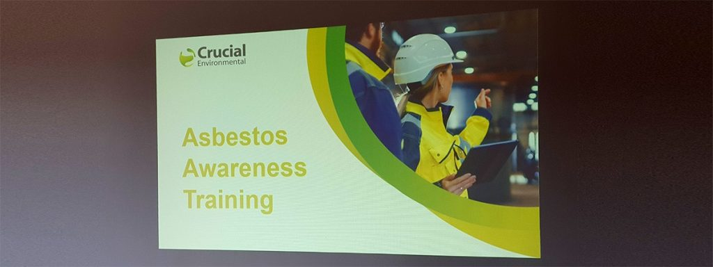 Asbestos Awareness Training Slide