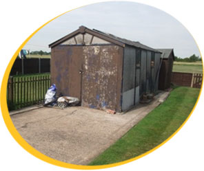 Asbestos Removal Cost Garage Roof >> Health Safety Issues Concerning Removal Of Asbestos Garage